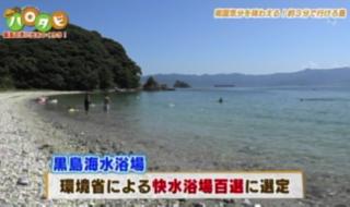 夏だ!海だ!黒島に行こう